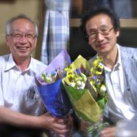 藤井衛先生と山﨑俊裕先生