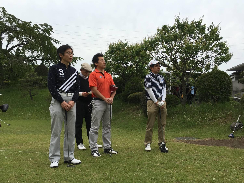 左:初参加の金さん 中:初参加の木村さん 右:長岡さん