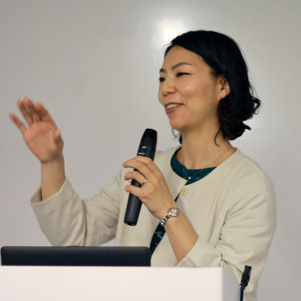 篠原奈緒子さん