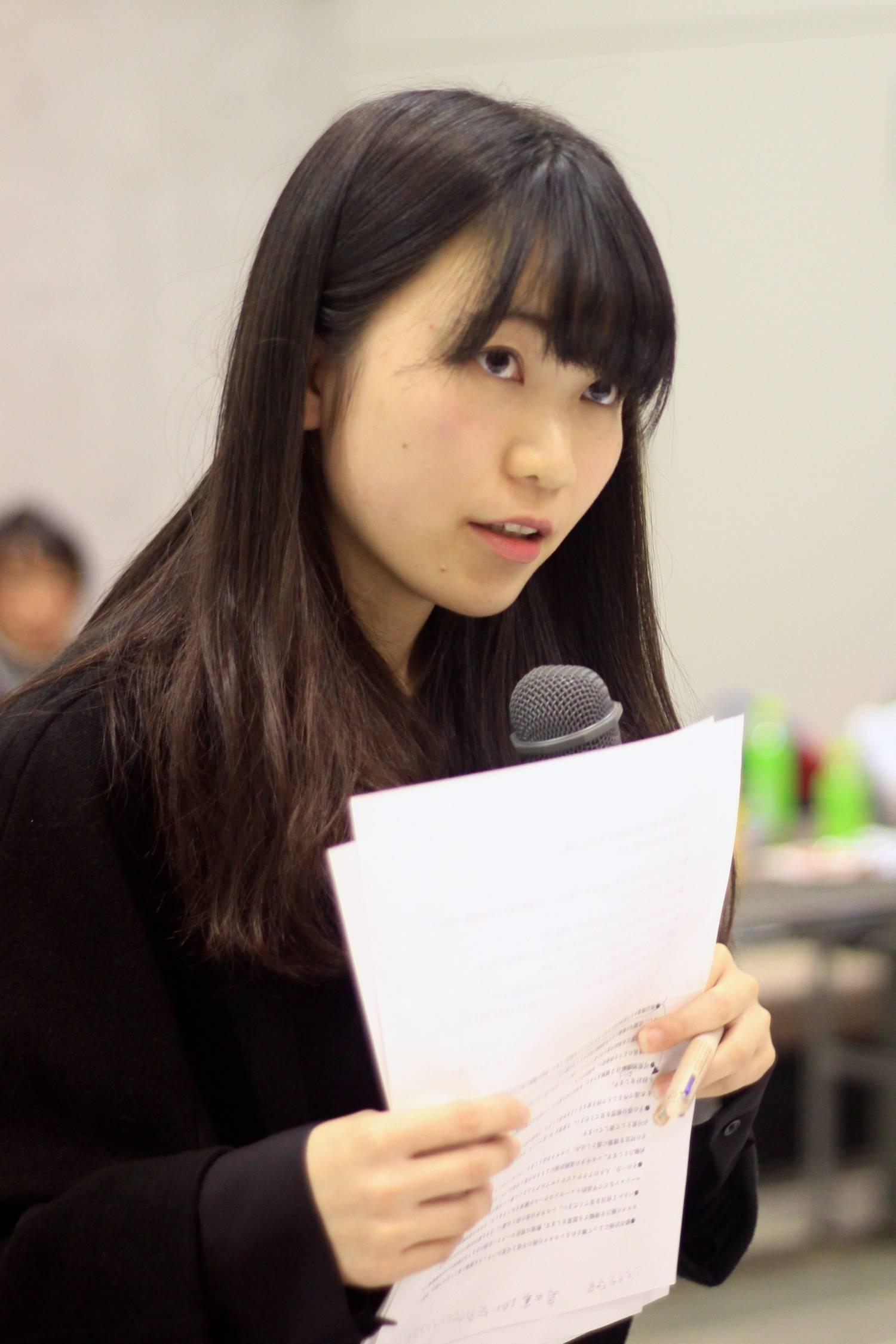 島田真純さん