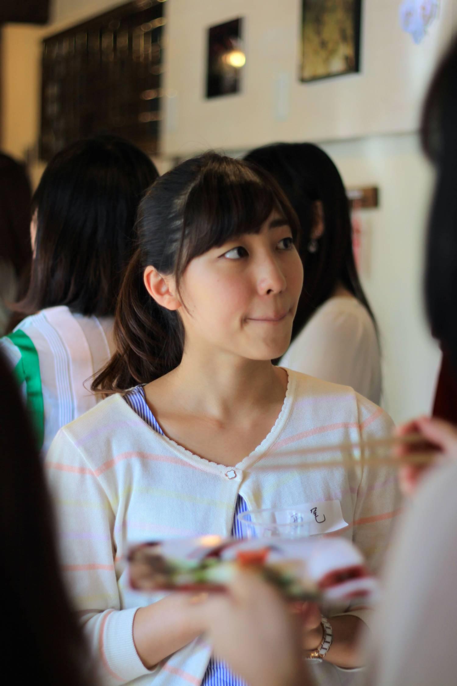 大学3年生、西尾理加さん